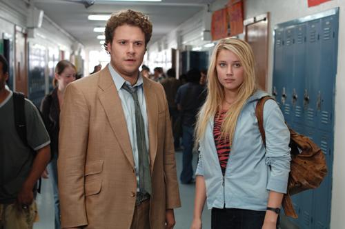 Seth Rogen & Amber Heard