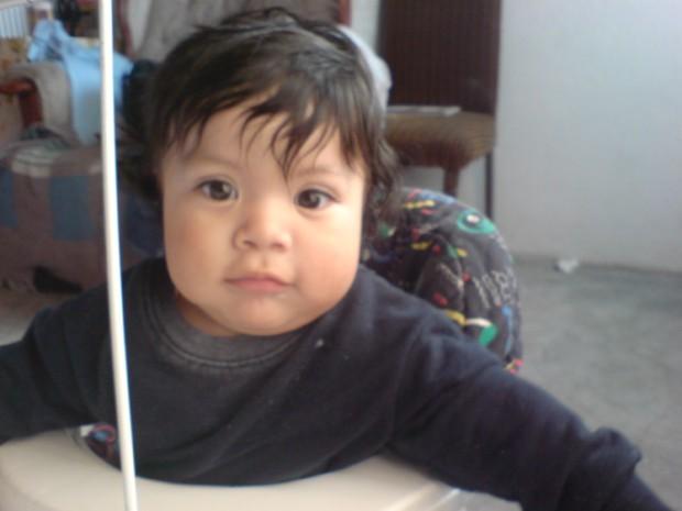 Mi sobrino!!