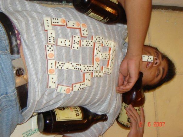 Alcohol + Juego de Mesa + Borracho