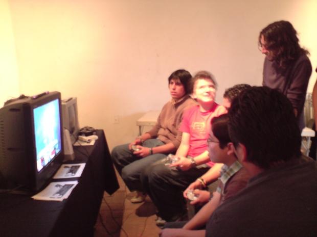 Area de Videojuegos