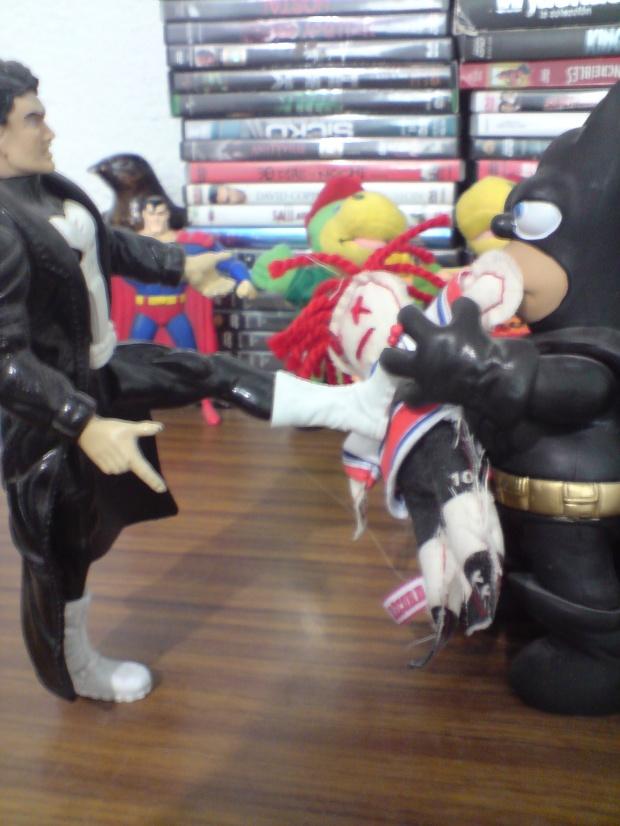 Vudú enfrenta a Punisher