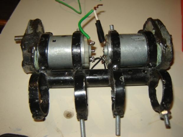 Base y Motores
