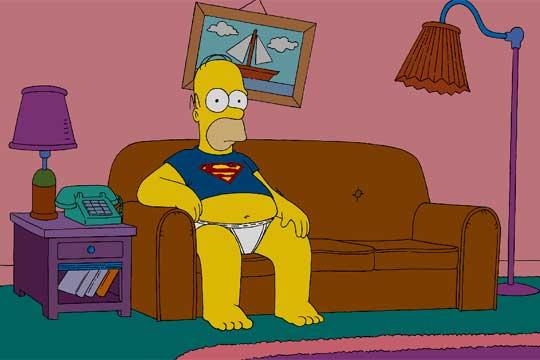 Por que Homero siempre es símbolo de pereza cuando ha hecho un chingo de cosas