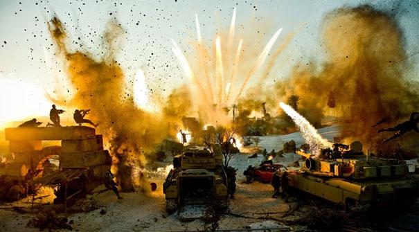 Explosiones a granel