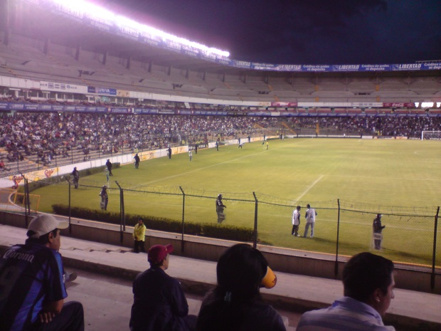 Estadio La Corregidora;