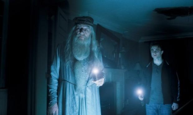 Dumbledore & Potter