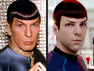 Spock meets Spock